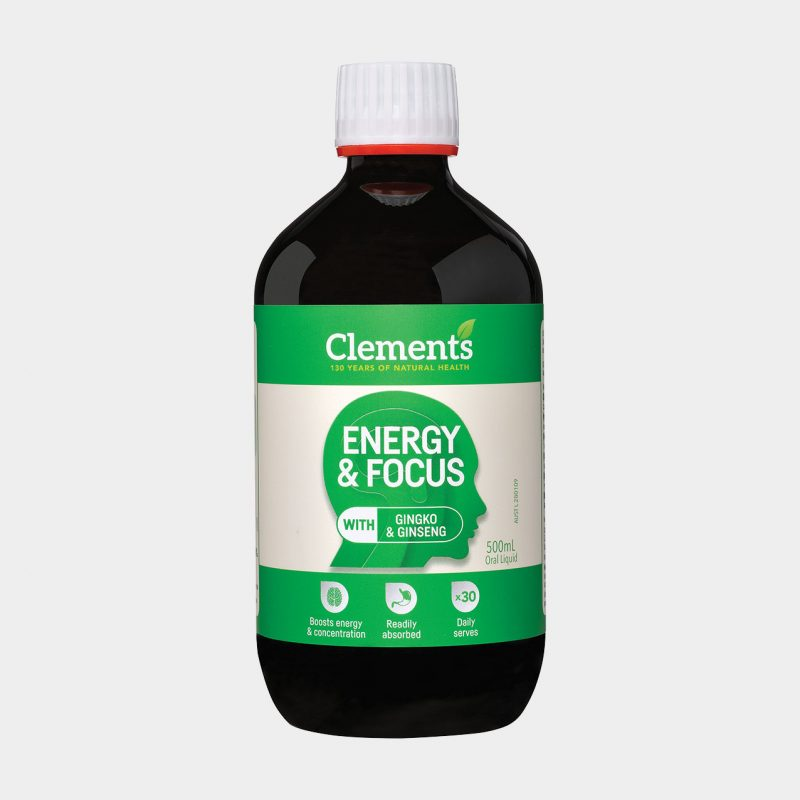 Clements Energy & Focus