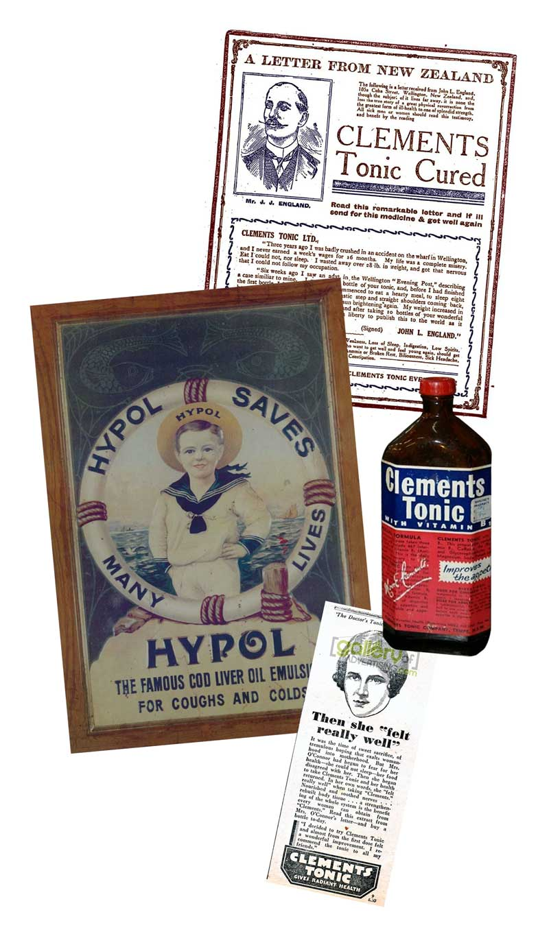 Historical Clements Hypol